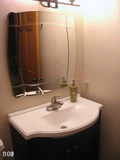 DIY Bathroom Remodel Finishing Touches And Budget Breakdown - Bathroom remodel under 1000