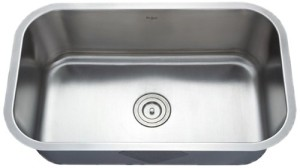 choosing a kitchen sink kraus stainless steel