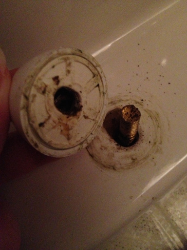 2 Min Fix Tighten A Toilet To The Floor