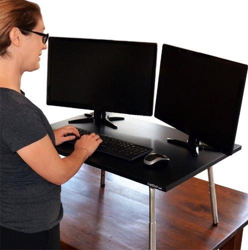 Adjustable Desk Adjustable Desk Riser Diy
