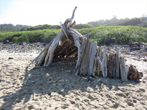 driftwoodhut