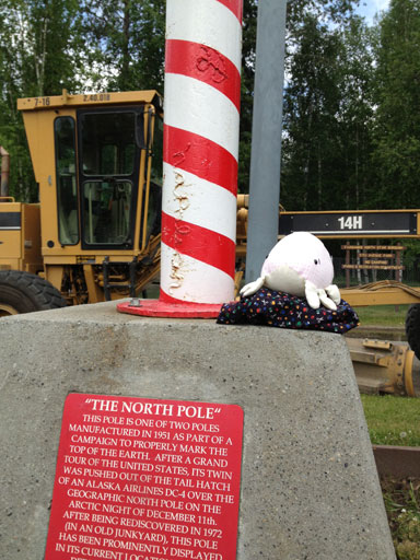 North Pole, Alaska Wy Goes With