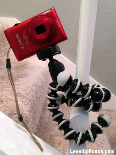 Joby GorillaPod Review Canon Point and Shoot