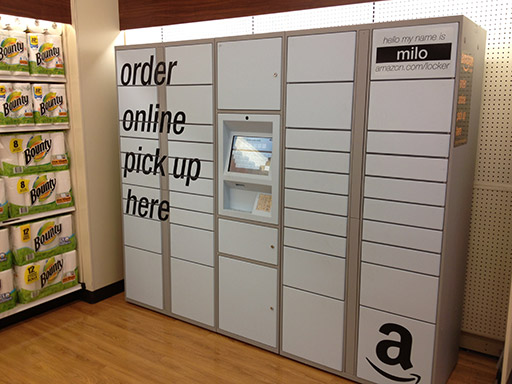 Amazon locker review locker structure