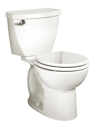 Home luxuries that are totally worth the money a good toilet American Standard Cadet