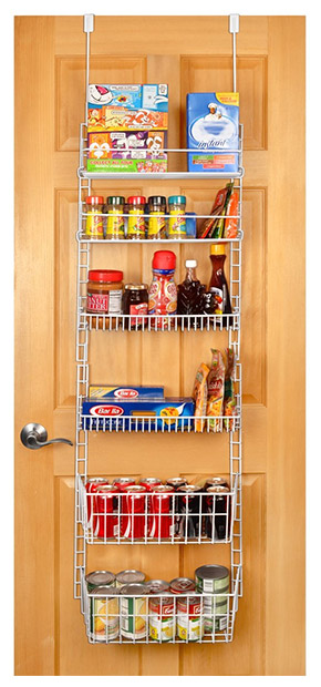 small pantry organization deluxe over the door pantry organizer