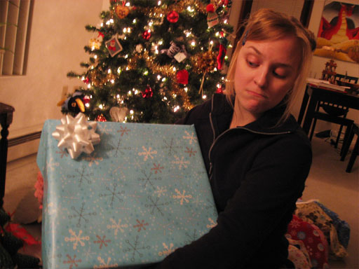 stop giving gifts: can you even remember what you got three birthdays ago?