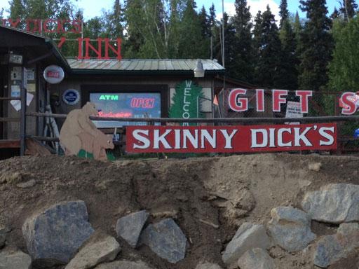 Alaska Skinny Dick's Halfway Inn