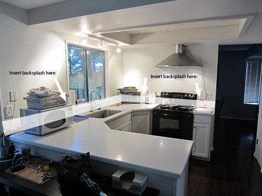 DIY kitchen backsplash planning a kitchen backsplash