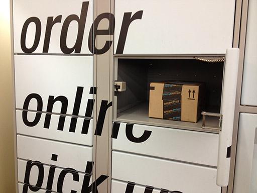 Amazon Locker review Amazon Locker pops open