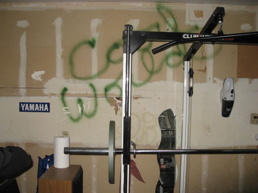 reasons why your house isn't selling graffiti